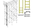 Where to rent LADDER  6  SCAFFOLD 2 BRACKETS in Tulsa OK