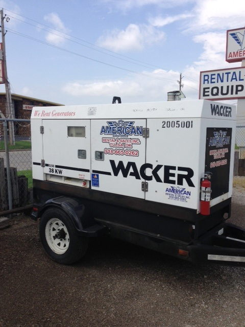 Where to find 50KVA-38KW GENERATOR in Tulsa