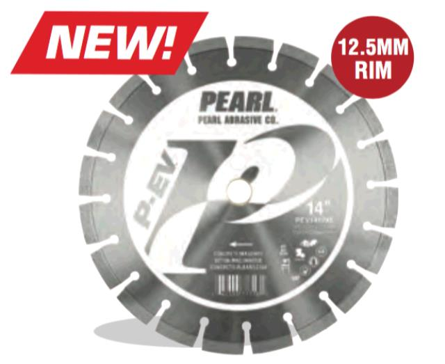 Where to find DIAMOND BLADE 14  pearl abrasives in Tulsa