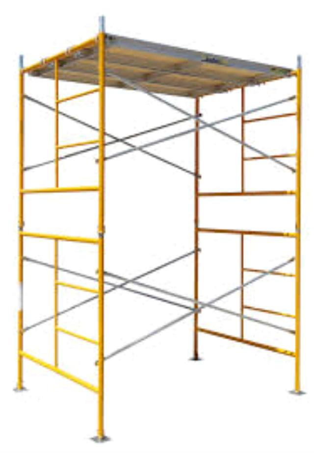 Where to find SCAFFOLD SET 2  10 X5 X7 in Tulsa