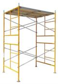 Where to rent SCAFFOLD SET 2  10 X5 X7 in Tulsa OK