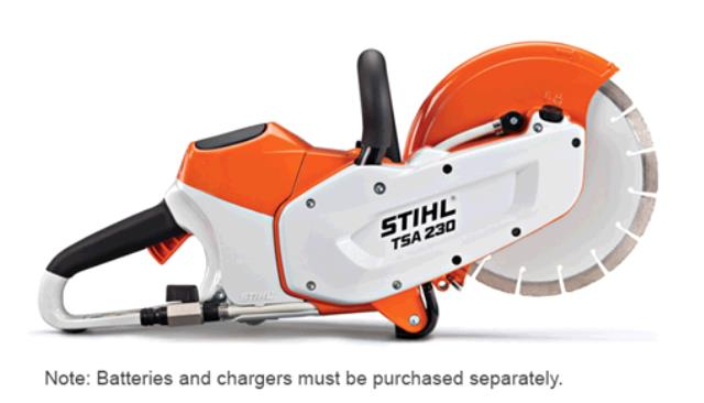 Where to find SAW QUICK 9  LI--ION BATTERY STIHL in Tulsa