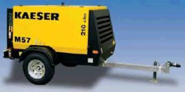 Where to find COMPRESSOR DIESEL 210CFM TOWABLE in Tulsa