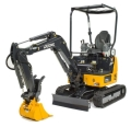 Where to rent TRACK HOE EXCAVATOR 8  DEPTH in Tulsa OK