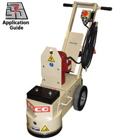 Where to find FLOOR GRINDER WEDGE SYSTEM- ELEC. in Tulsa