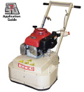 Where to rent FLOOR GRINDER GAS DUAL WEDGE in Tulsa OK