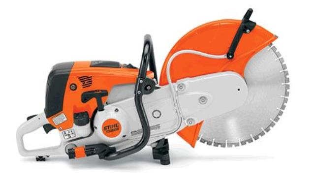 Where to find CUT OFF SAW 14   STIHL TS700 in Tulsa