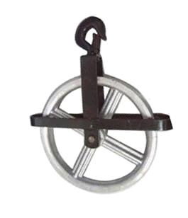 Where to find SCAFFOLD PULLEY W-HOIST ARM in Tulsa